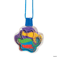 Wild Wonders VBS Sand Art Necklaces