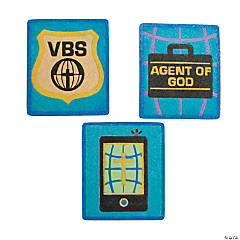 Agents of Truth VBS Sand Art Pictures