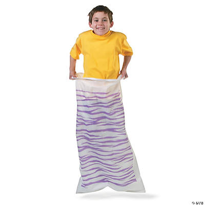Wild Wonders VBS Potato Sacks