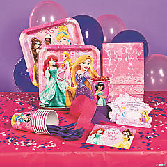 Disney Princesses Party Supplies