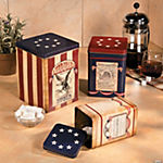 Americana Bathroom Collection, Party Supplies, Bath, Home ...