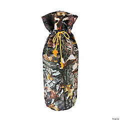 Camouflage Bottle Bag