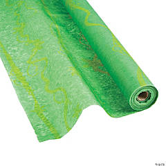 Vine & Leaves Printed Gossamer Roll