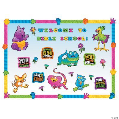 Wild Wonders VBS Bulletin Board Set