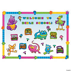Paper Wild Wonders Bulletin Board Set
