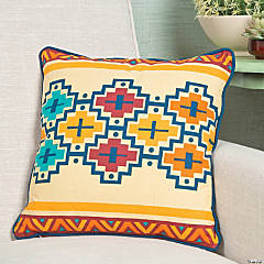 Southwestern Throw Pillow