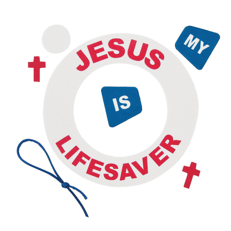 lifesaver jesus   just b.CAUSE