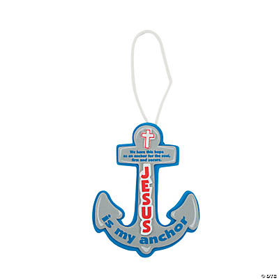 anchor ornament craft kit ornament crafts crafts for