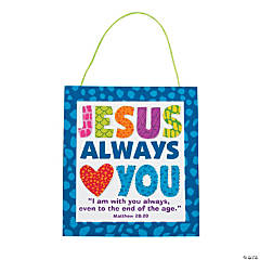Jesus Always Loves You VBS Craft Kit