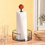 Vegetable Garden Paper Towel Holder
