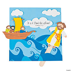 Jesus Walks on Water Craft Kit