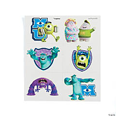 Disney Pixar Monsters University Tattoo Sheets