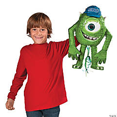 Disney Pixar Monsters University 3D Pull-String Piñata