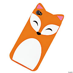 Plastic Red Fox iPhone® 4/4S Case