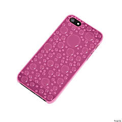 Plastic Pink Bubble iPhone® 5 Case