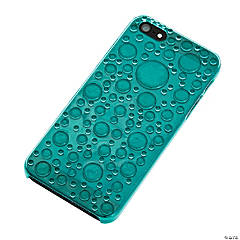 Plastic Aqua Bubble iPhone® 5 Case