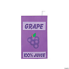 "Rectangle ""Juice Box"" Craft Kit"