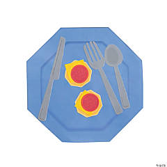 "Octagon ""Plate"" Craft Kit"