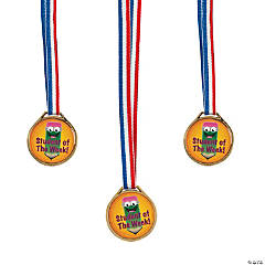 Student of The Week Medals