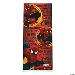 Plastic Ultimate Spiderman Treat Bags