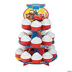 Disney Cars Cupcake Stand