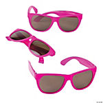 Hot Pink Nomad Sunglasses