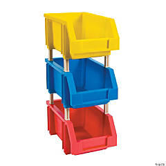 Stackable Sorting Bins