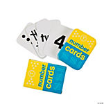 Math Number Card Deck