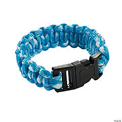 Large Winter Paracord Bracelets