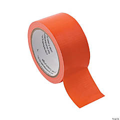 Orange Duct Tape
