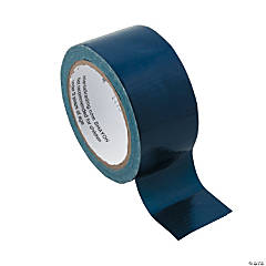 Navy Blue Duct Tape