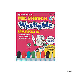 Sanford Mr. Sketch Washable Markers