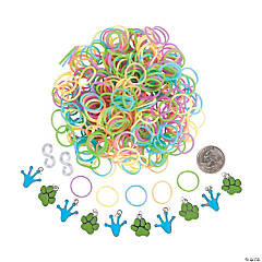 Wild Wonders Fun Loop Assortment Kit with Charms