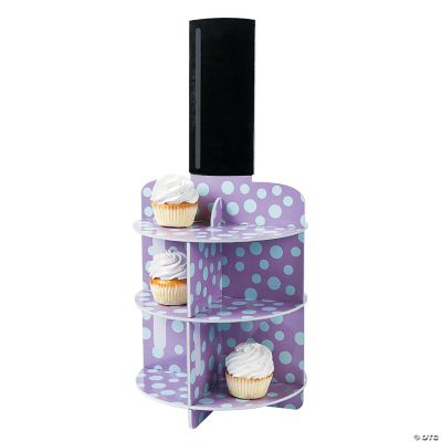 Spa Party Cupcake Holder
