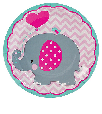 Pink Elephant Party
