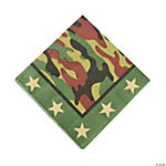 Army Luncheon Napkins