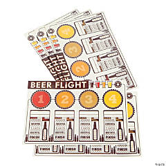 Beer Party Place Mats