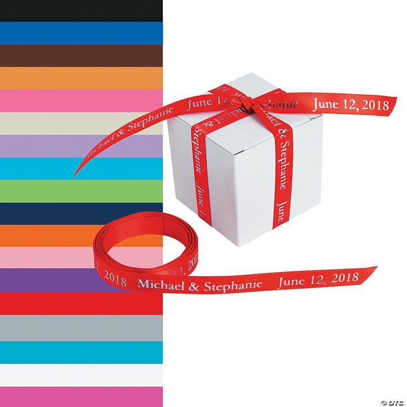 Personalized ribbon 38 negle Choice Image