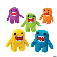 Plush Neon Domo™ Assortment