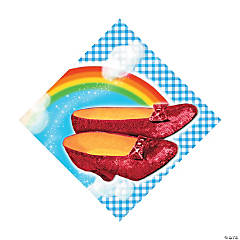 Wizard of Oz Luncheon Napkins