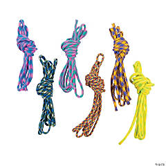 Bright Striped Paracord Cording Assortment