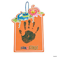 Wild Wonders Handprint Craft Kit