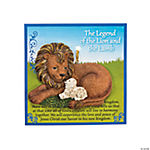 Legend of the Lion & the Lamb Ornaments with Card