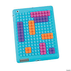 Silicone Brick Pieces for iPad®