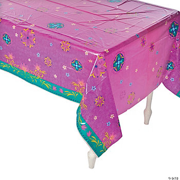 Plastic Disney's Frozen Tablecloth