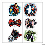 Paper Marvel's Avengers Assemble™ Tattoos
