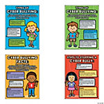 Anti-Cyber Bullying Poster Set