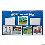 Word of the Day Pocket Chart