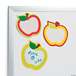 Dry Erase Apple Magnets