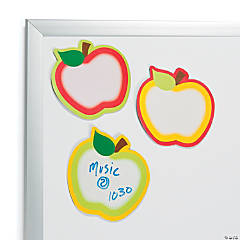 Apple Dry Erase Magnets